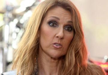 La jupe très serrée de Céline Dion fait tourner toutes les têtes...