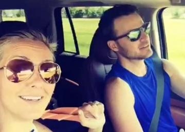 [VIDÉO]Louis et Véro sont en vacances et ils ont un drôle de message pour leurs fans!