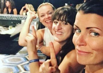 L'incroyable voyage entre filles de Kim Lizotte, Anne-Élisabeth Bossé et Isabelle Ménard...