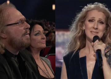 Les larmes aux yeux, Céline Dion a bouleversé le monde entier hier soir...
