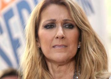 Céline Dion s'en va à Manchester