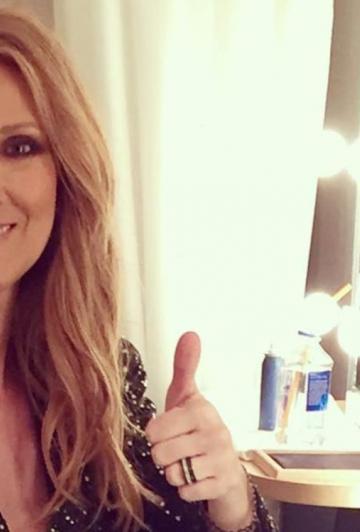 Une photo de Céline Dion dans une tenue particulière enflamme Instagram!