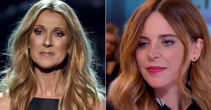 Une photo de Céline Dion et Julie Snyder fend le coeur des fans
