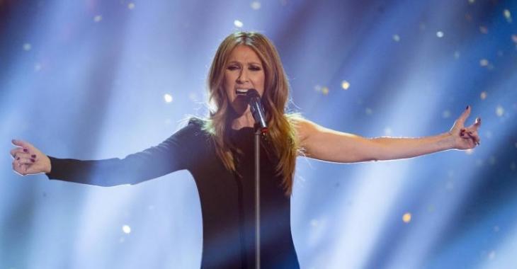 Voici la nouvelle chanson de Céline Dion!