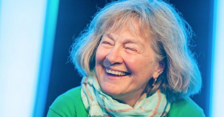 Le fils de Micheline Lanctôt partage un émouvante photo de lui et sa mère...