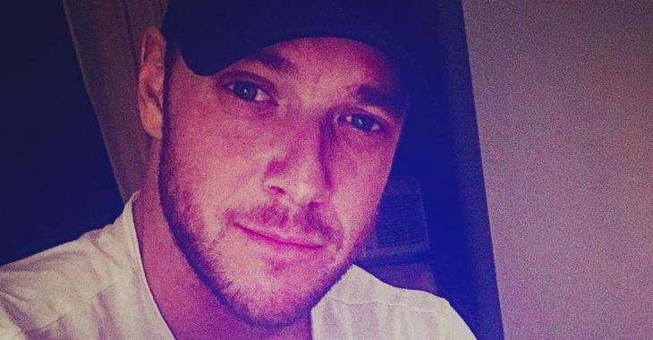 La touchante déclaration d'amour de Mathieu Baron retient l'attention sur les réseaux sociaux