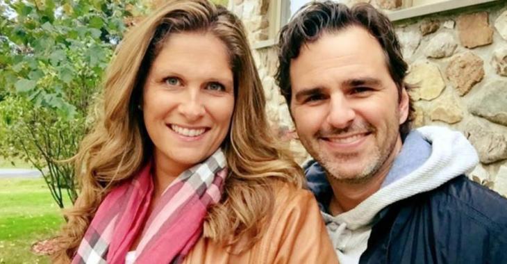 Saskia Thuot partage une photo de son ex... Ça en dit long!