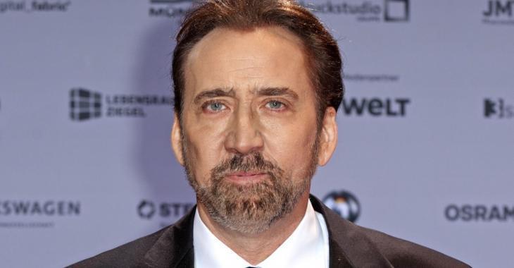 Nicolas Cage victime d'un accident lors d'une cascade