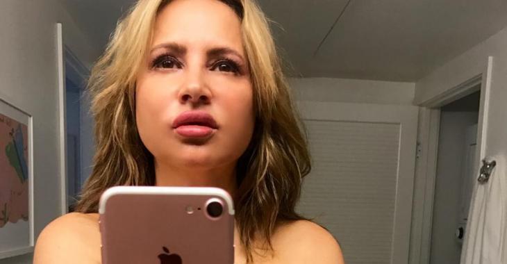 Les seins d'Anne-Marie Losique sont en vedette sur Instagram