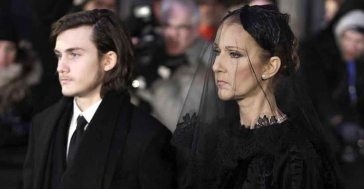 Voici pourquoi Céline Dion n'était pas présente aux funérailles de son frère