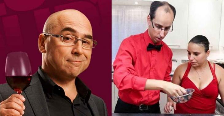 En colère, André Ducharme lance un message à ceux qui intimident un couple de participants à son émission!
