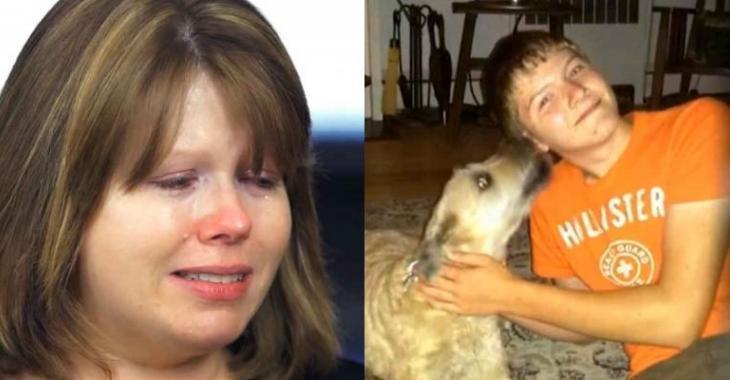 Elle ouvre le cellulaire de son fils qui s'est suicidé, ce qu'elle trouve la bouleverse à jamais!