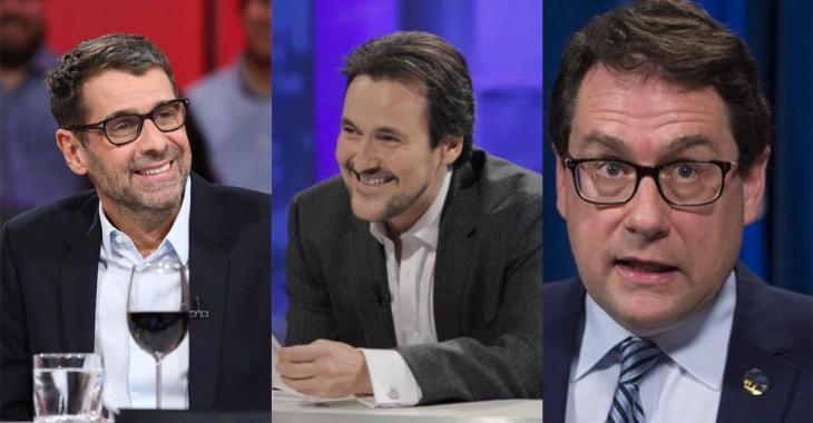 Deux animateurs-vedettes québécois se pognent SOLIDEMENT à la radio!