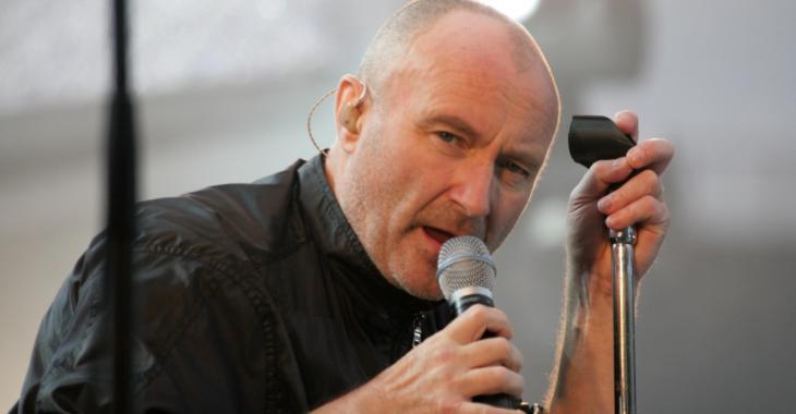 Phil Collins est conduit d'urgence à l'hôpital