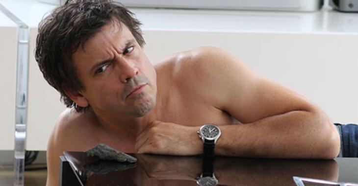 Claude Legault ne veut plus montrer ses fesses