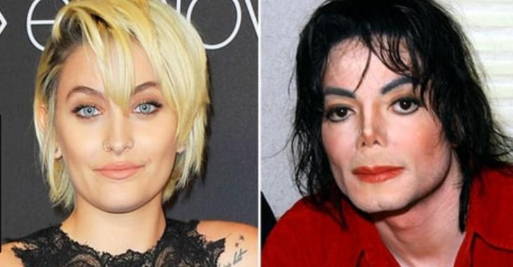 Des photos de la fille de Michael Jackson, seins nus, sèment l'hystérie sur Instagram