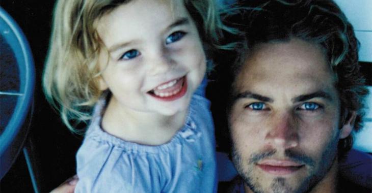 La fille de Paul Walker vient d'avoir 18 ans... et elle est d'une beauté incroyable!