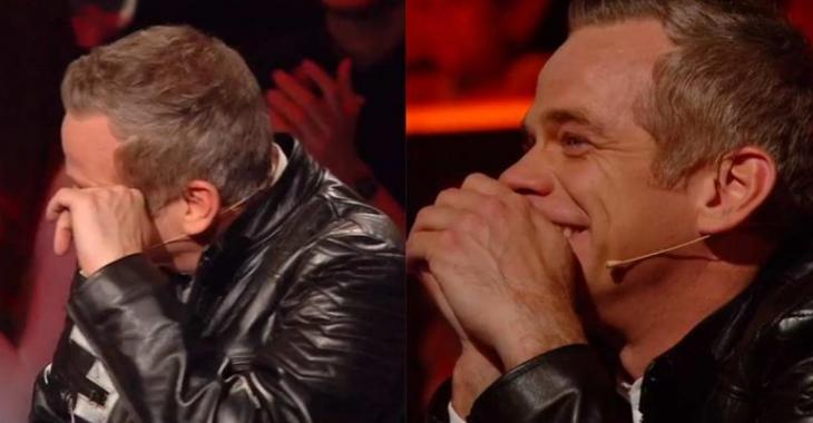 Garou fond en larmes devant la bouleversante performance de son jeune protégé...