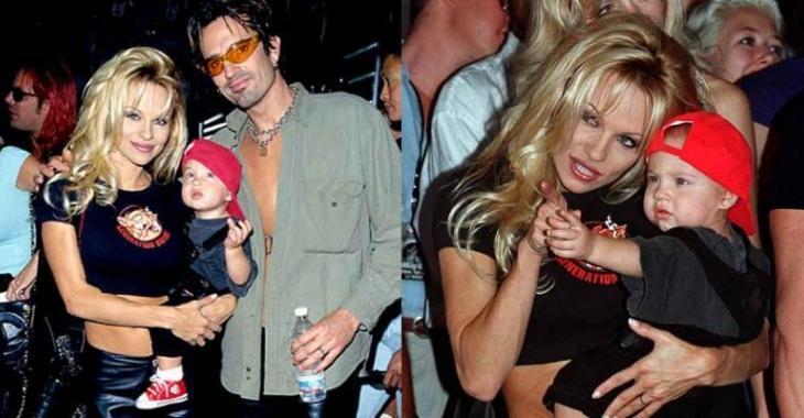 Le fils de Pamela Anderson a maintenant 18 ans... Et il est déjà très SEXY!