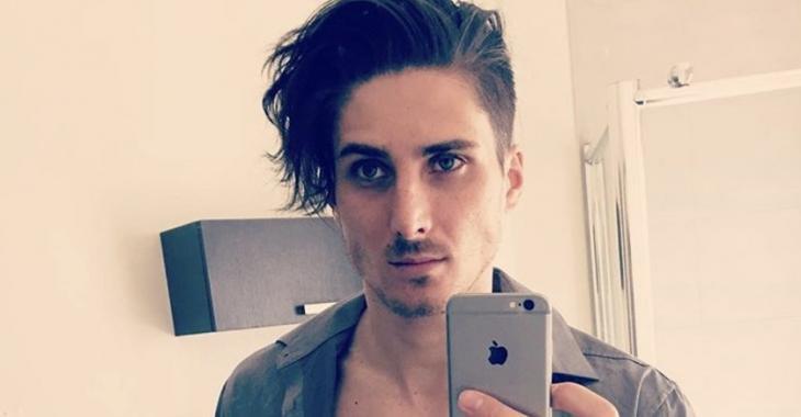 Kevin Bazinet partage une photo de lui à moitié nu sur Instagram!