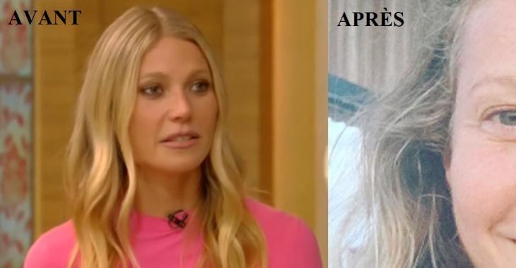 Gwyneth Paltrow publie une photo d'elle sans maquillage. Le résultat est vraiment surprenant!
