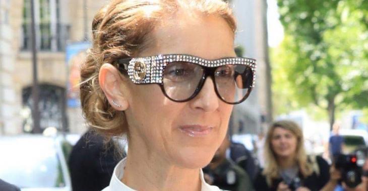 Céline Dion porte une salopette et choque la toile!