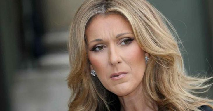 Catastrophe au spectacle Céline Dion