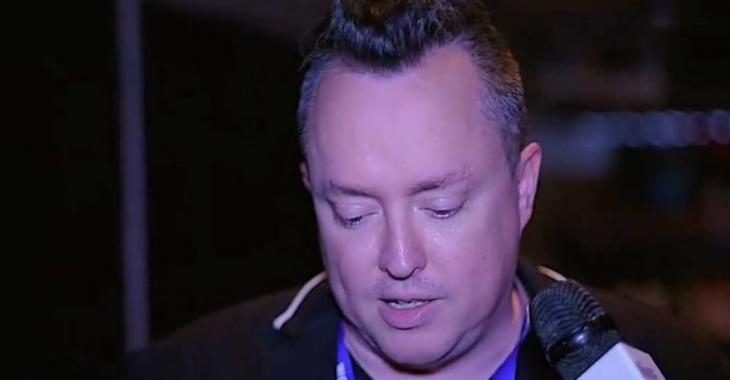 Controverse au GdO: Mike Ward avoue avoir fondu en larmes devant son écran