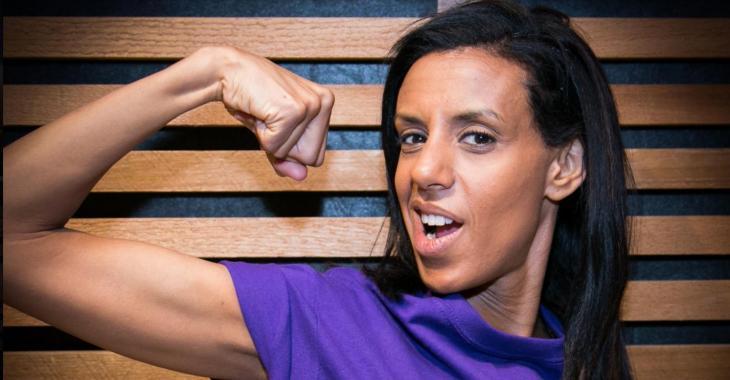 Une célèbre animatrice québécoise critiquée sur son poids répond de brillante façon...