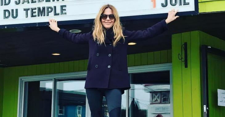 Julie Snyder fête son retour à Radio-Canada de grandiose façon!