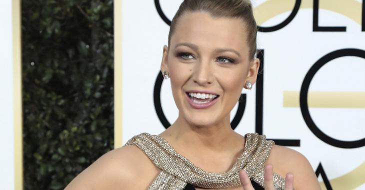 L'actrice Blake Lively portait pour 7 millions de dollars en bijoux aux Golden Globes
