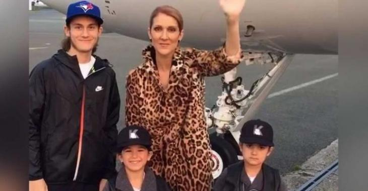 Un autre enfant pour Céline Dion?