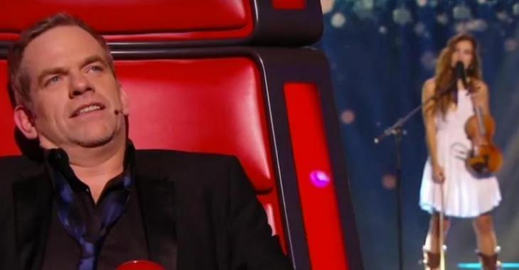 Une Québécoise fait un malheur à The Voice en France... Les juges n'en croient pas leurs oreilles!
