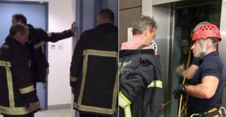 Deux stars vivent une effrayante mésaventure dans un ascenseur