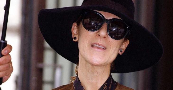 Ces images de Céline Dion risquent de faire BEAUCOUP jaser aujourd'hui...