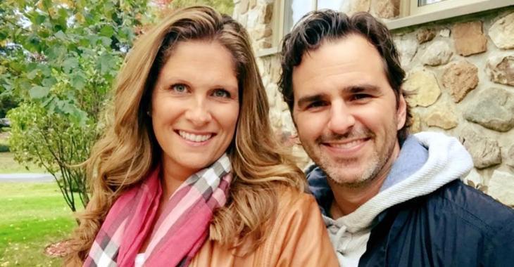 Après sa rupture avec Saskia Thuot, Pierre-Alexandre Fortin est de retour...