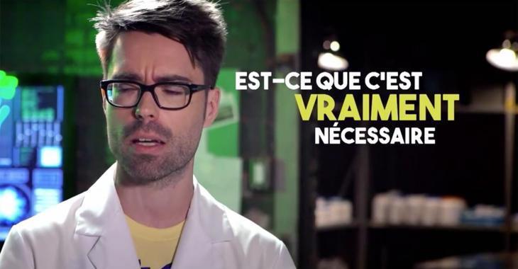 Cette nouvelle émission de télé québécoise risque de faire jaser... et pas juste en bien!