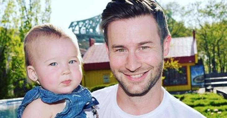 Un populaire animateur québécois publie les premières photo de son bébé!