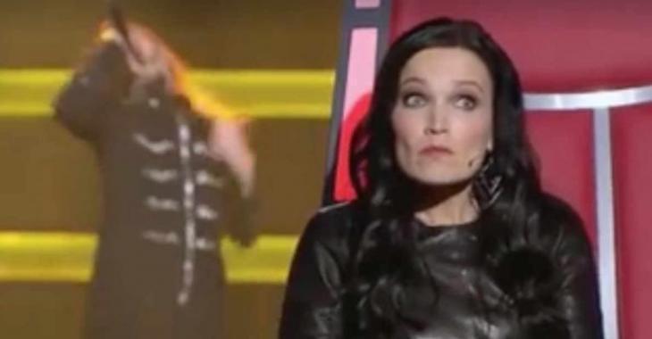 Voici l'audition à l'aveugle la plus étrange de l'histoire de The Voice...