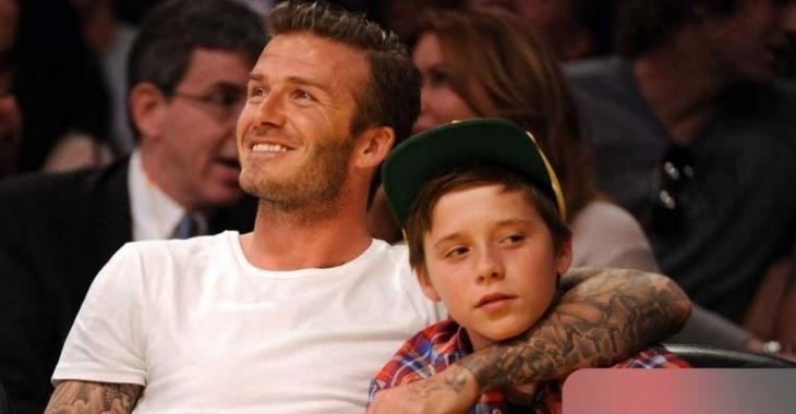 Le fils de David Beckham est maintenant un homme... Il est sexy comme tout!