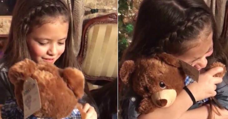 Le grand-papa de ces deux fillettes est mort tragiquement, voici le cadeau qu'elles ont reçu pour Noël...