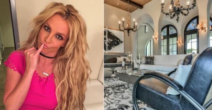 Britney Spears vend son luxueux manoir... C'est IMMENSE!