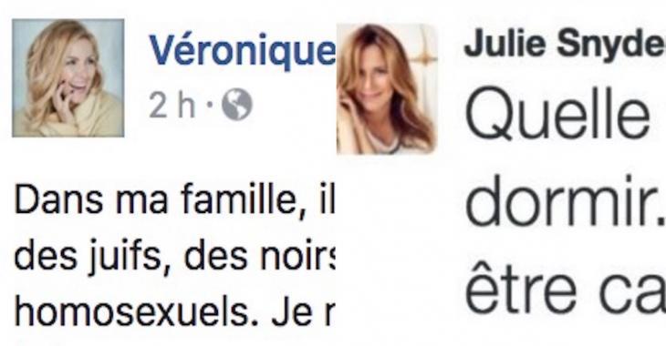 Les vedettes québécoises scandalisées sur les réseaux sociaux