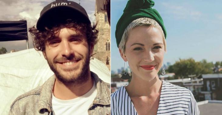 Vanessa Pilon et Alex Nevsky partagent une magnifique photo d'amoureux!