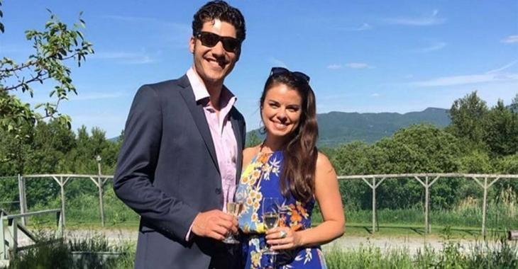 Hier était un grand jour pour Mirianne Brûlé et Jason Roy-Léveillée!