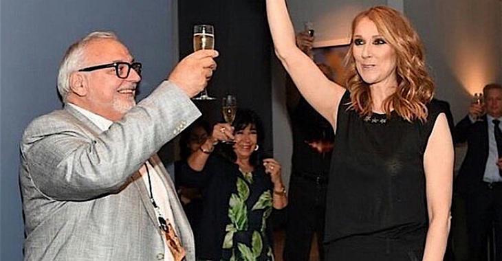 Aldo Giampaolo explique la raison de sa rupture avec Céline Dion...
