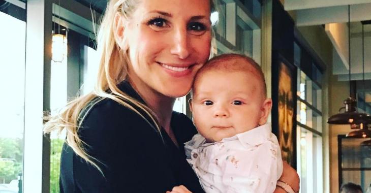 Des nouvelles photos du bébé de Mahée Paiement font un malheur sur Instagram...