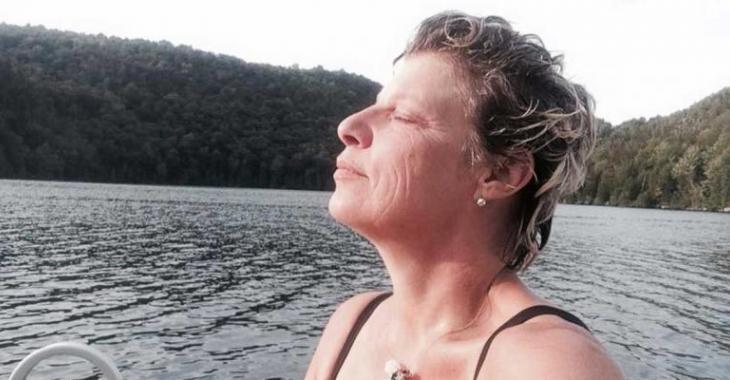 Moins d'un mois après son opération critique, Johanne Fontaine donne des nouvelles de sa santé