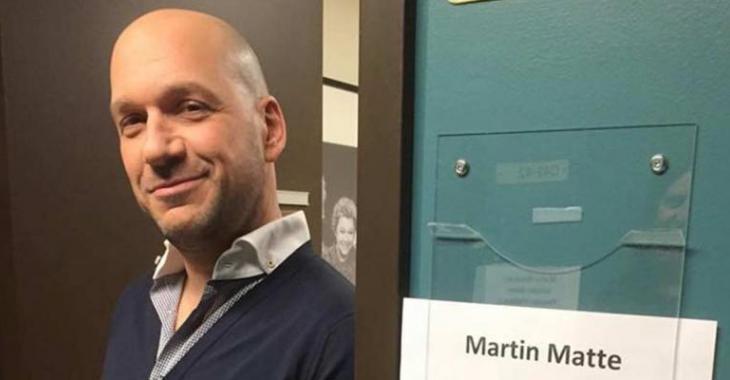 Martin Matte fait une importante annonce concernant l'humoriste derrière Le Goût du Risque!