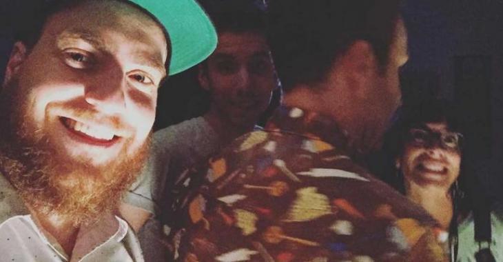 Jason Roy-Léveillée et Phil Roy étaient saouls cette semaine, ces photos le prouvent!